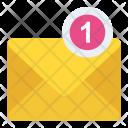 Unread Inbox Message Icon