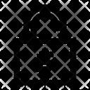 Unsafe Free Open Icon