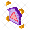Unsafe Home Icon