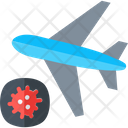 Unsafe Travelling Icon