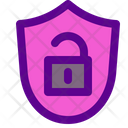 Security Off Icon