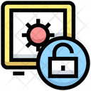Unsecure Locker Unsecure Safety Locker Locker Icon