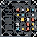 Munstructured Data Icon
