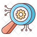 Unsupervised Learning Icon