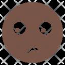 Unsure Mood Expression Icon