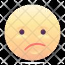 Unsure Emoji Smiley Icon