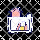Storage Unused Innecessary Icon