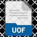 Uof file Icon