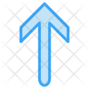 Up Direction Top Icon