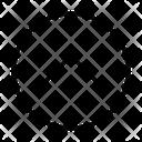 Circle Arrow Arrows Icon