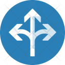 Up Multiply Arrow Icon