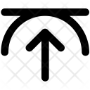 Up Arrow Upload Icon