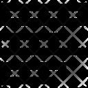 Up Align Align Alignment Icon