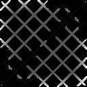 Scale Change Arrow Icon