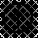 Circle Up Arrow Icon