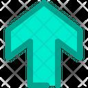 Arrow Up Upload Icon
