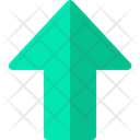 Arrow Up Upload Icon