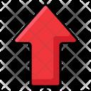 Up Arrow Upload Arrow Upward Arrow Icon