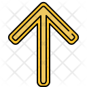 Up Arrow Sign Icon