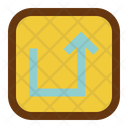Up Interface Design Icon