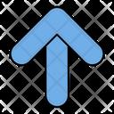 Arrow Up Arrow Up Icon