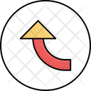 Up Arrow Icon