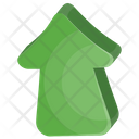 Arrow Up Game Icon