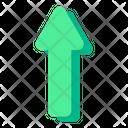 Up Arrow Pointer Arrow Icon