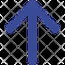 Arrow Top Up Icon