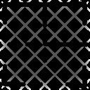 Up border Icon