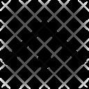 Arrow Chevron Angle Icon