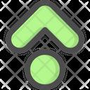 Up Circle Arrow Arrows Icon