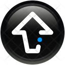 Sign Arrow Direction Icon