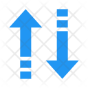 Up Down Arrow Icon