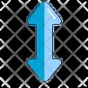 Up Down Arrow Icon