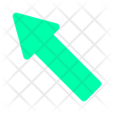 Arrow Button Corner Icon