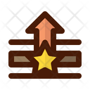 Up Rating Icon