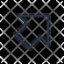 Arrow Up Right Icon