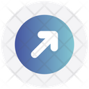 Interface Circle Arrow Icon