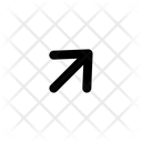 Up Arrow Next Icon