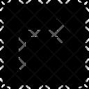 Up Right Arrow Icon