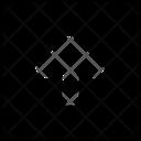 Arrow Up Top Arrow Icon