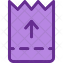 Up ticket Icon