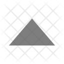 Up Triangle Icon