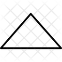 Up Triangle Arrow Icon