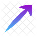Up Zigzag Icon