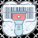 Barcode Scanner Barcode Reader Rfid Scanner Icon