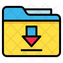 Folder Archive Update Icon