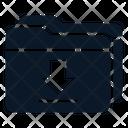 Multiple Folder Update Icon