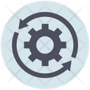 Business Update Setting Icon